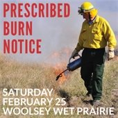 Prescribed Burn Notice