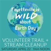 Wild About Earth Day Volunteer Event