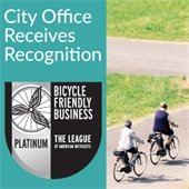 Bicycle Friendly Business Designation