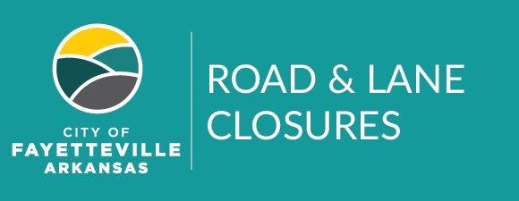 Road and Lane Closures header